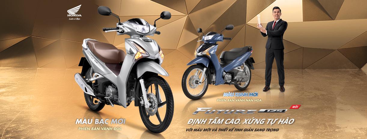 Honda Future FI 125 Phiên Bản 2020 Định Tầm Cao, Xứng Tự Hào