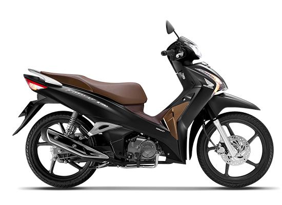 Honda Future 125 Phiên bản vành đúc màu đen nâu