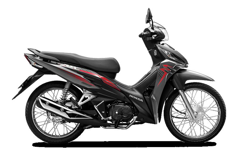 Honda RSX Phiên Bản 2020 Màu Xám Đen Vành Nan Hoa Phanh Cơ
