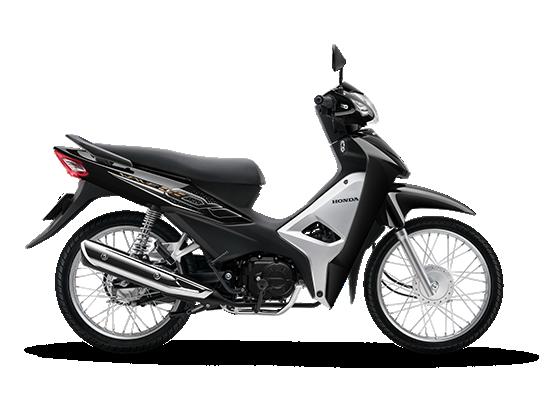 Honda Alpha 110 màu đen