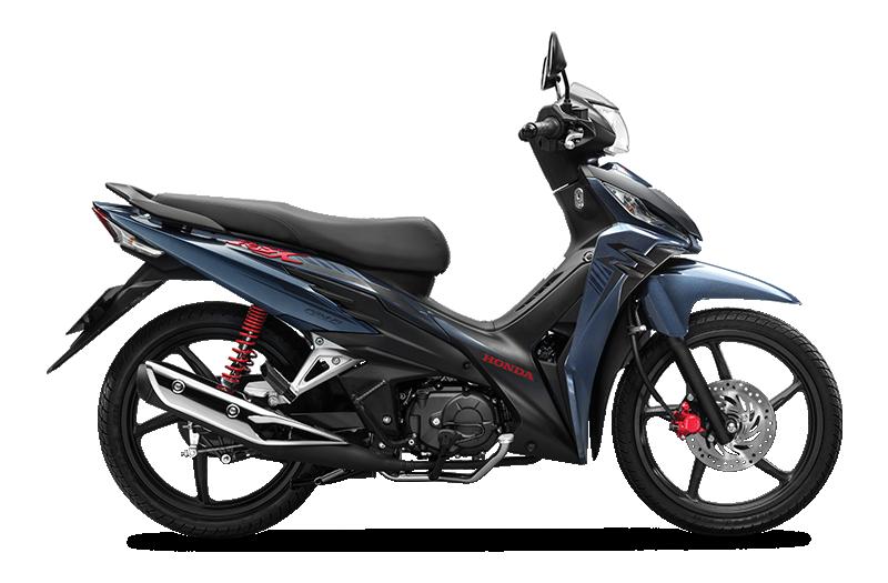 Honda RSX Phiên Bản 2020 Màu Xanh Xám Đen Vành Đúc Phanh Đĩa