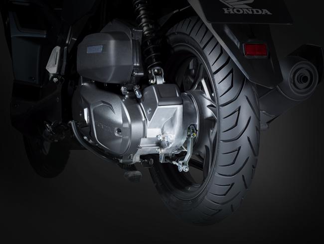 Khả năng tăng tốc vượt trội của động cơ Honda Air Blade 150 phân khối