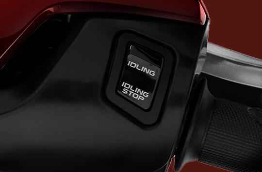 Hệ thống ngắt động cơ tạm thời (Idling Stop) trên Honda Sh 2020