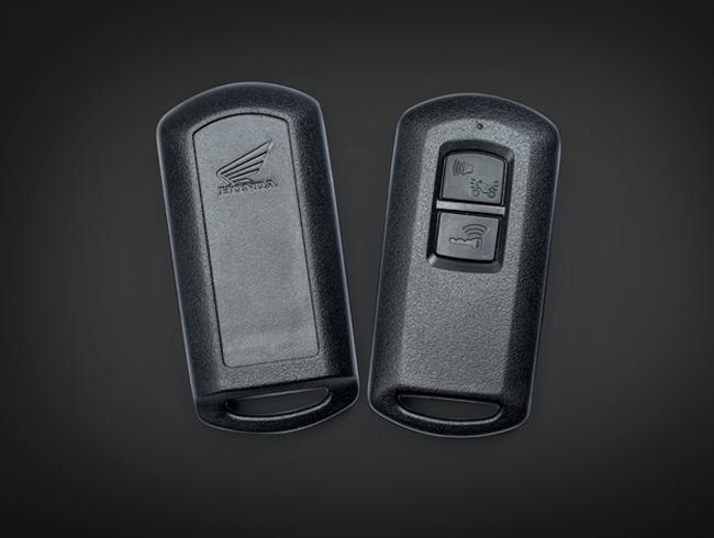 Hệ thống khóa thông minh với báo động an ninh chống trộm dành cho Honda Air Blade mới