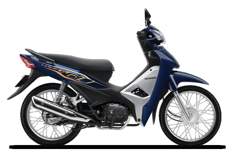 03 Giải ba: Xe Honda Wave Alpha (Phanh cơ vành nan hoa năm 2020).