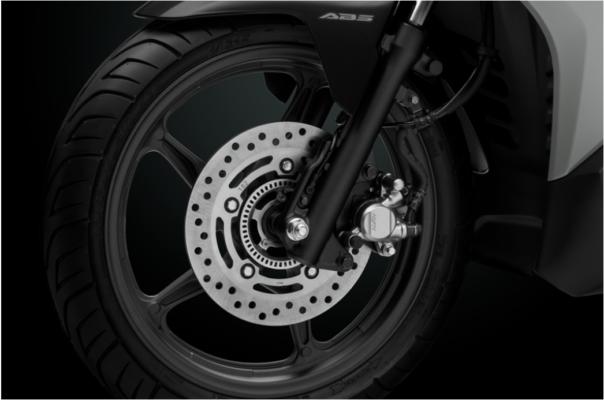 Hệ thống chống bó cứng phanh ABS (dành cho Air Blade 150cc)