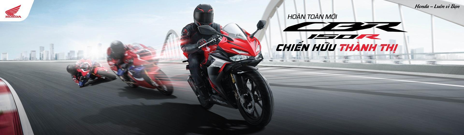 Honda CBR150R xứng danh chiến hữu đích thực
